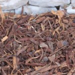 Shredded Pine Bark Mulch